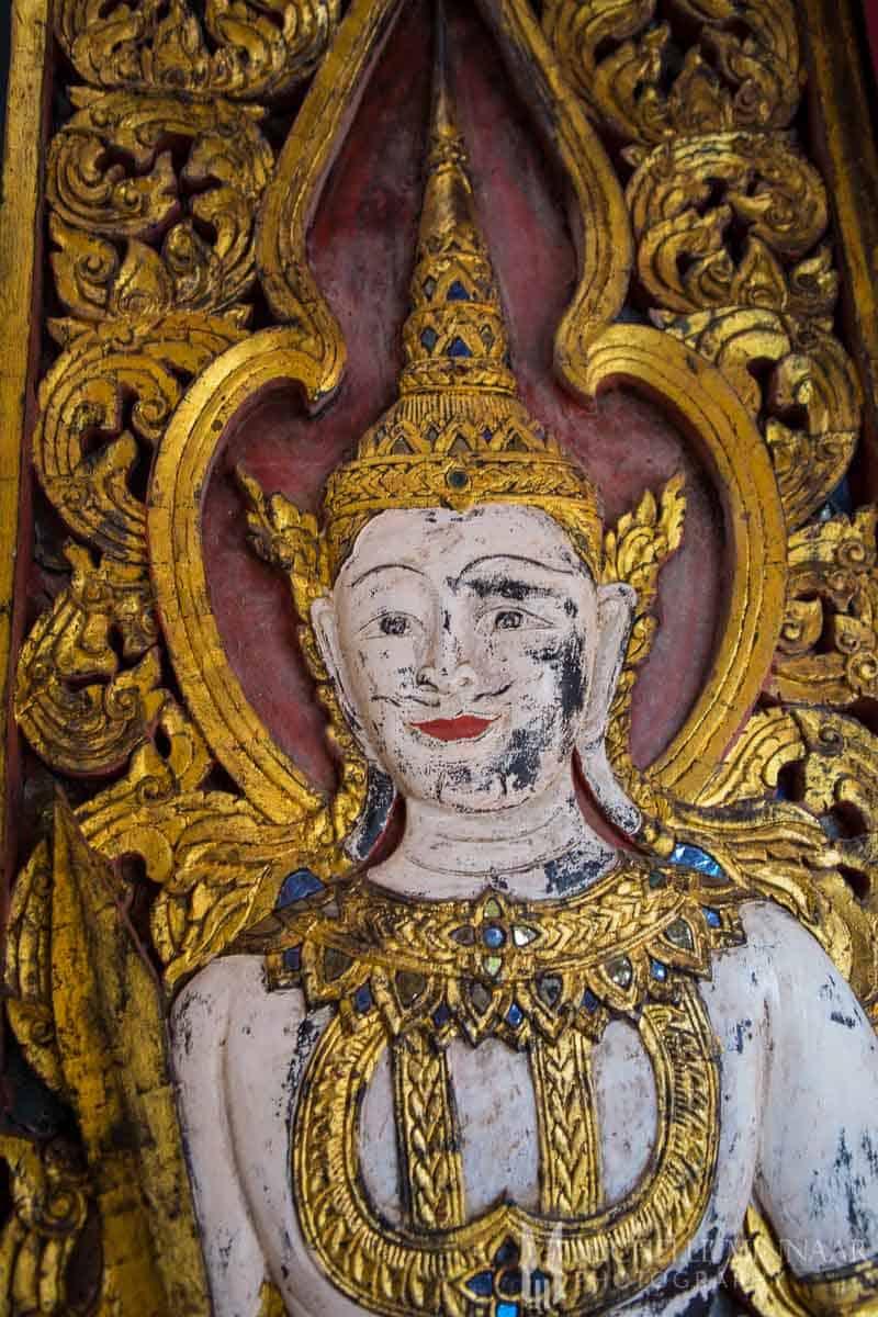 Authentic thai decor