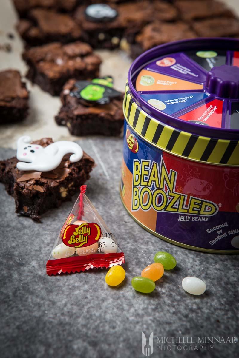 Brownies Trick or Treat