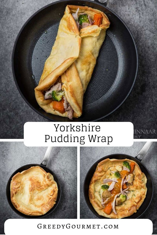 Discover how to make the best Yorkshire pudding wrap. Also, learn about the history of Yorkshire pudding. Many Yorkshire pudding wrap ideas for filling.