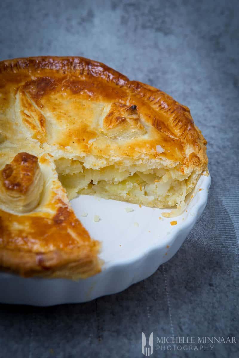 Butter Pie Lancashire
