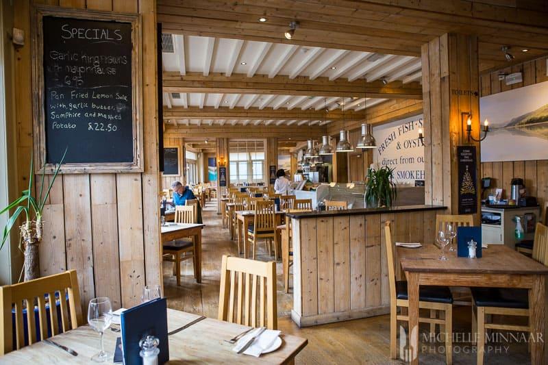 Seafood Restaurant Loch Fyne