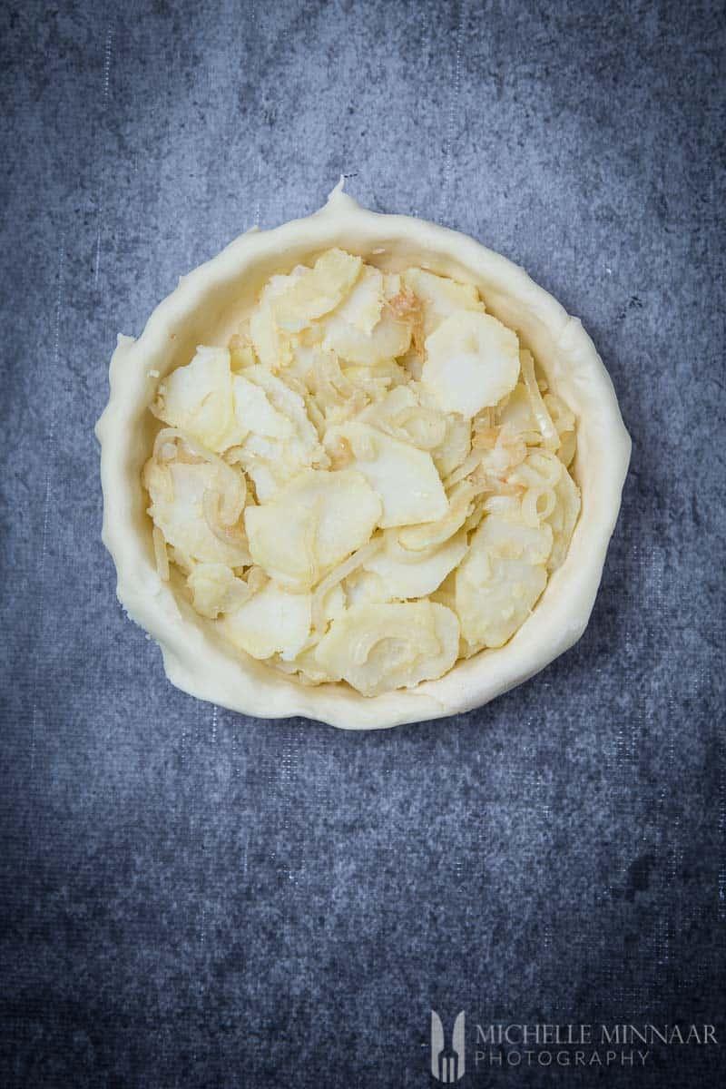Onion Pie Filling Potato