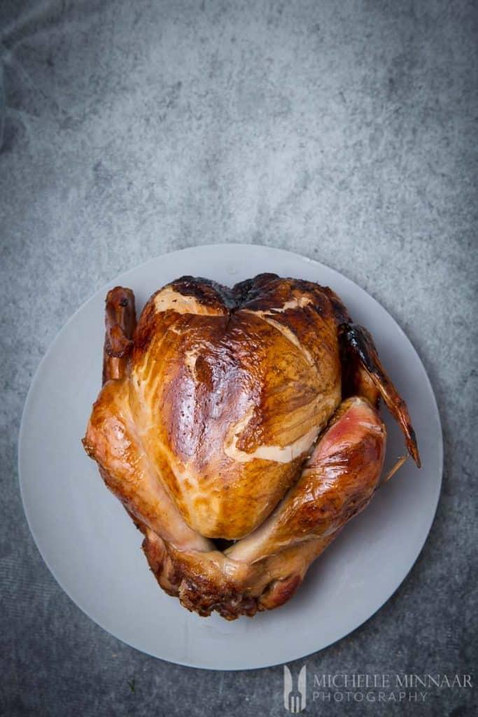 Turkey Smoked Whole