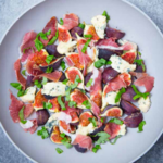 Parma Ham Fig Salad