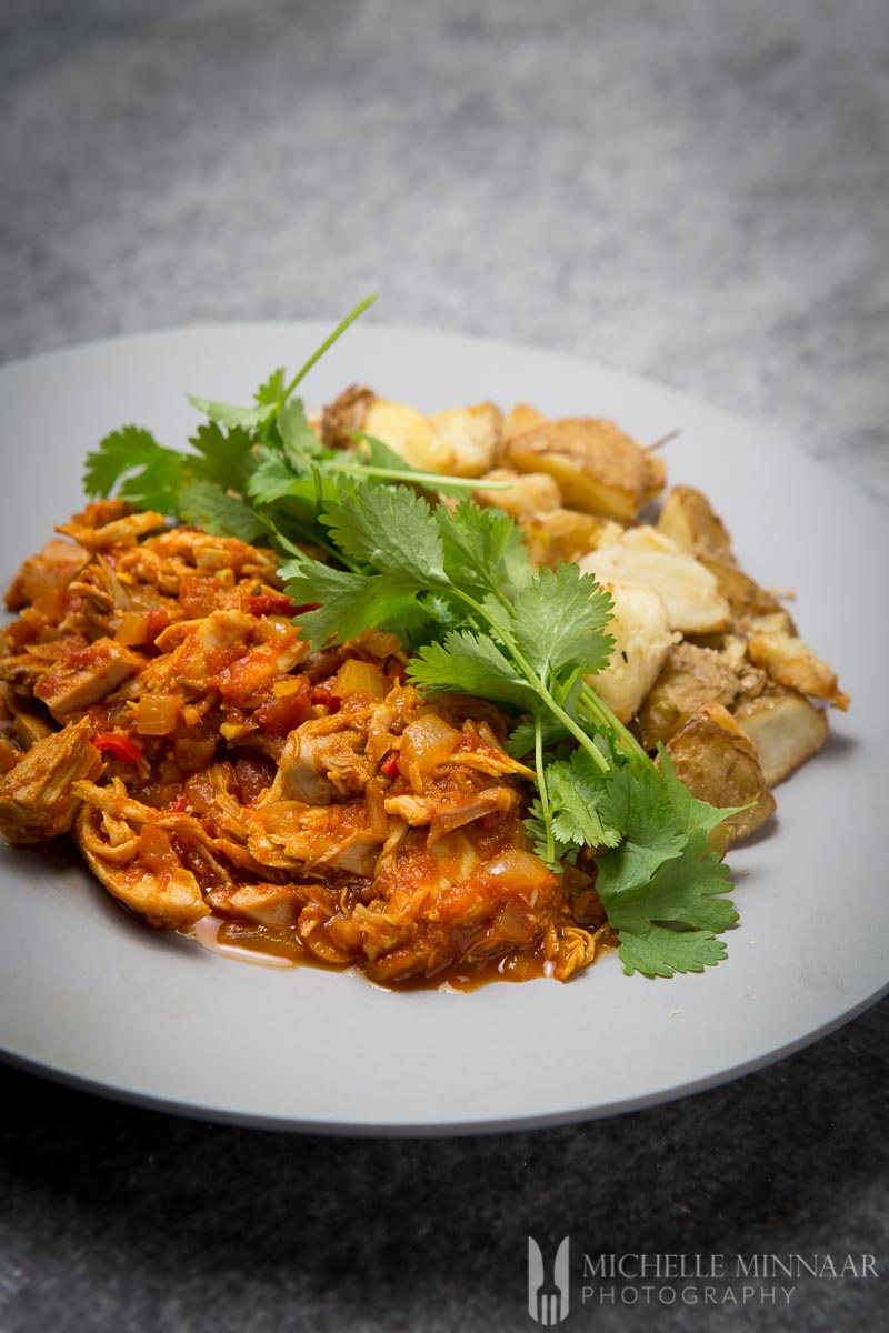 Turkey Curry Leftover