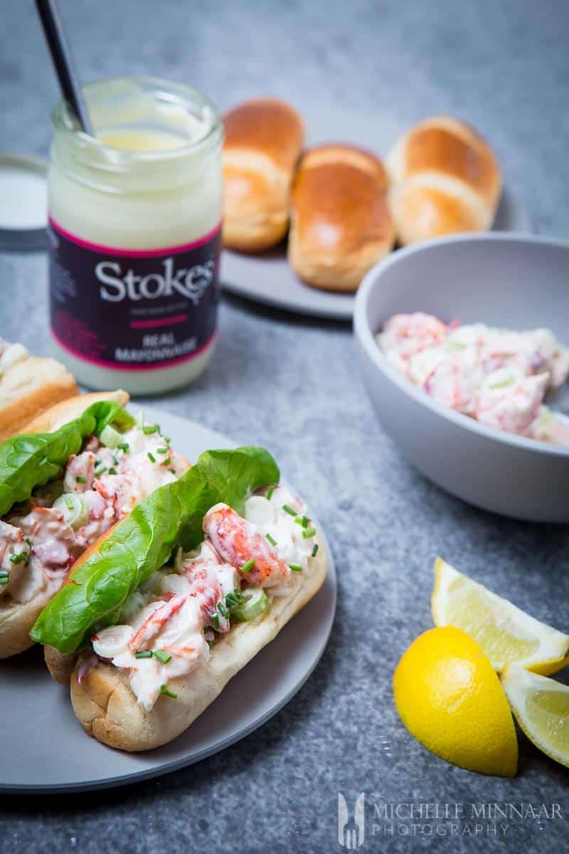 Recipe Lobster Roll