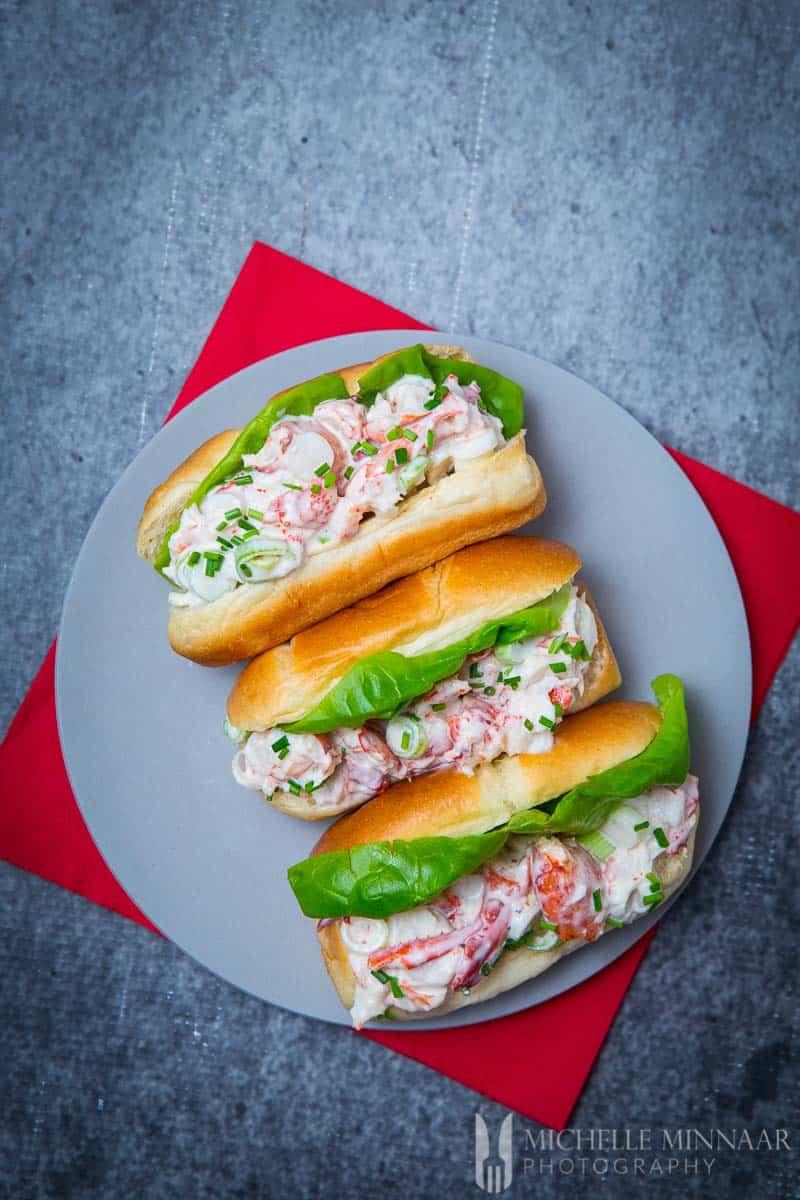 Sandwich Lobster