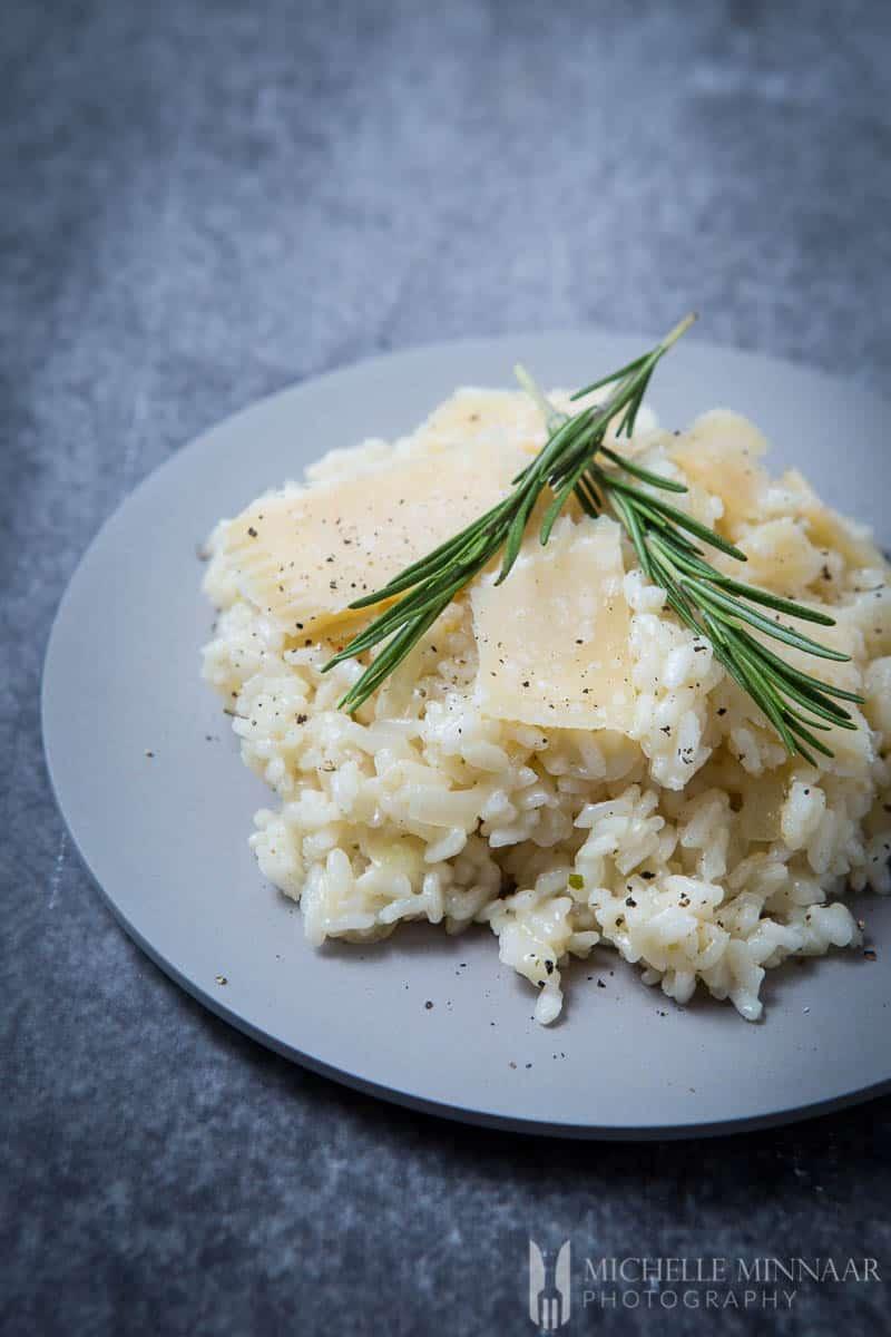 Italian Food Plain