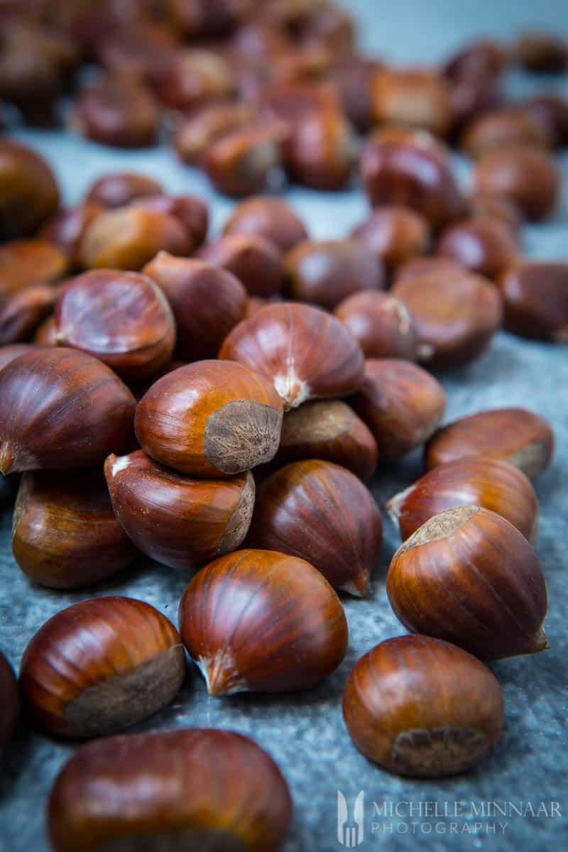 Chestnuts Raw
