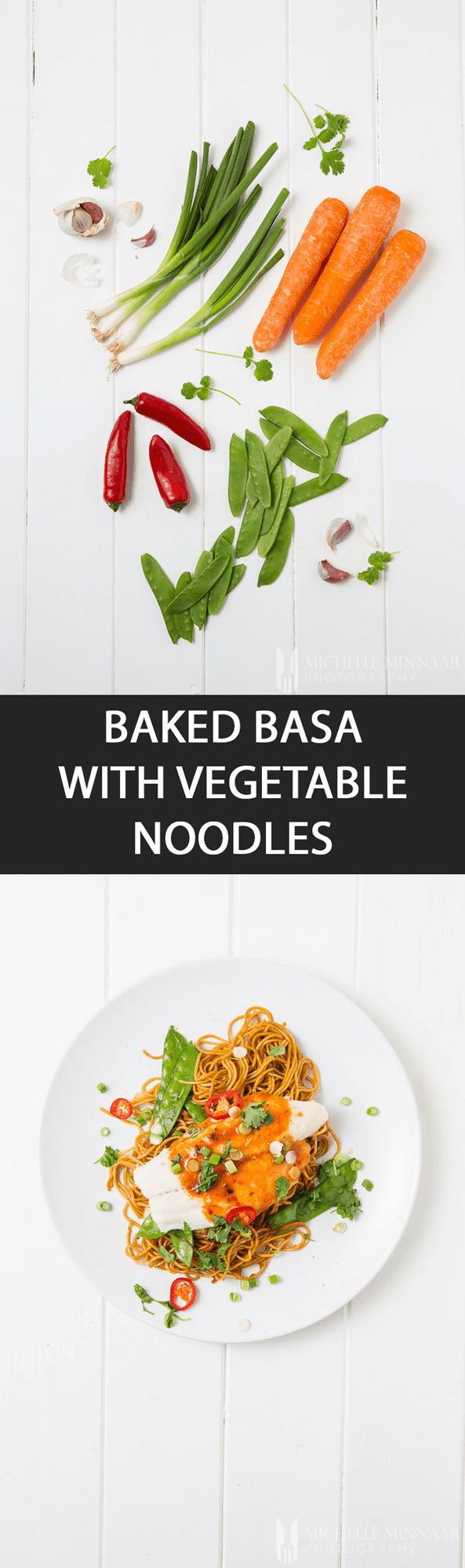 Baked Basa