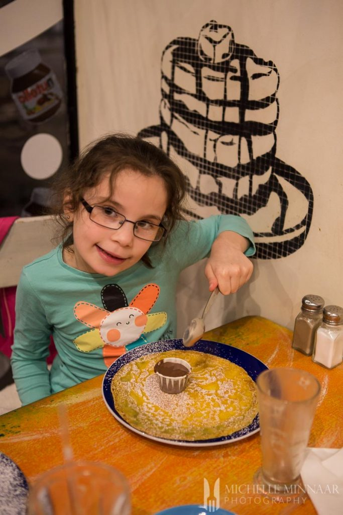 Kids' dessert