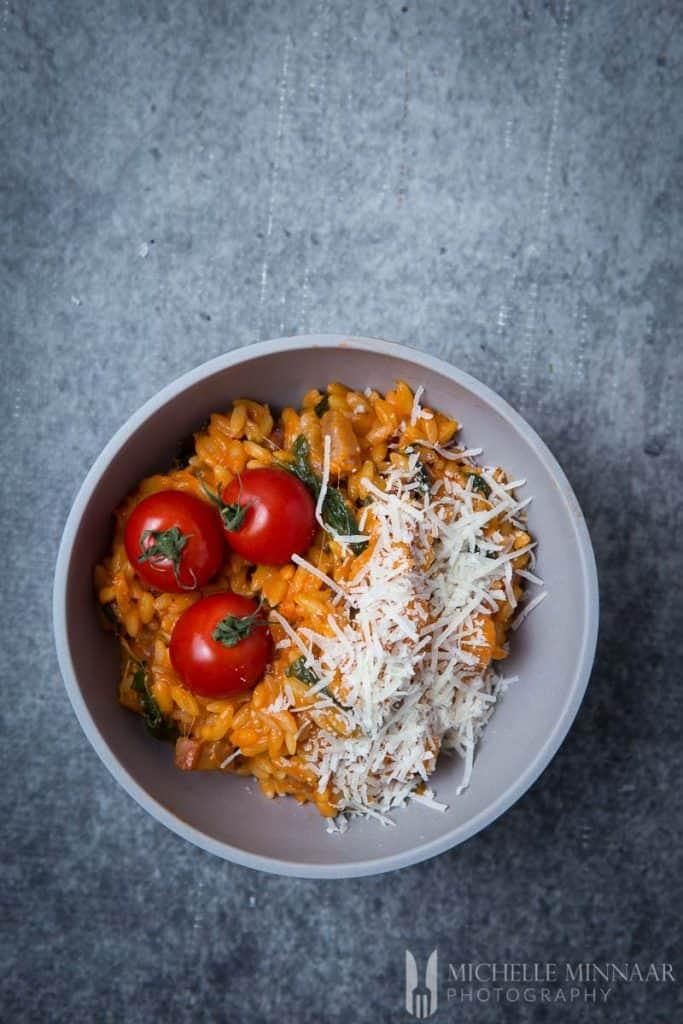Orzo Tomato