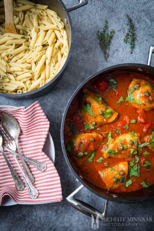 Casserole Chicken Pasta