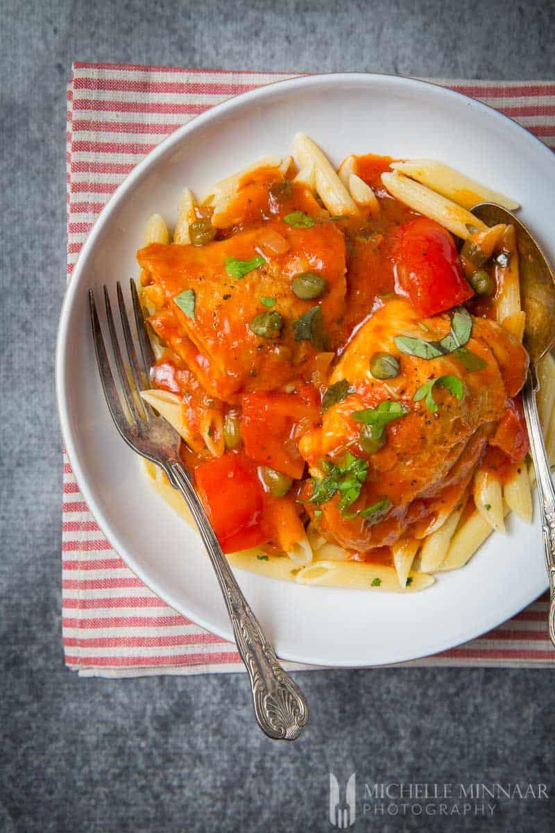 Casserole Chicken Tomato