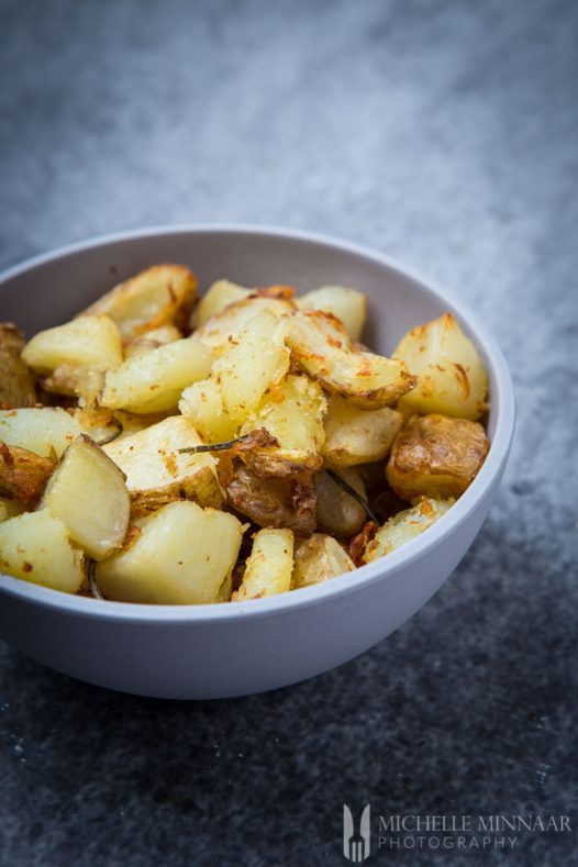 Roast Potatoes Rosemary