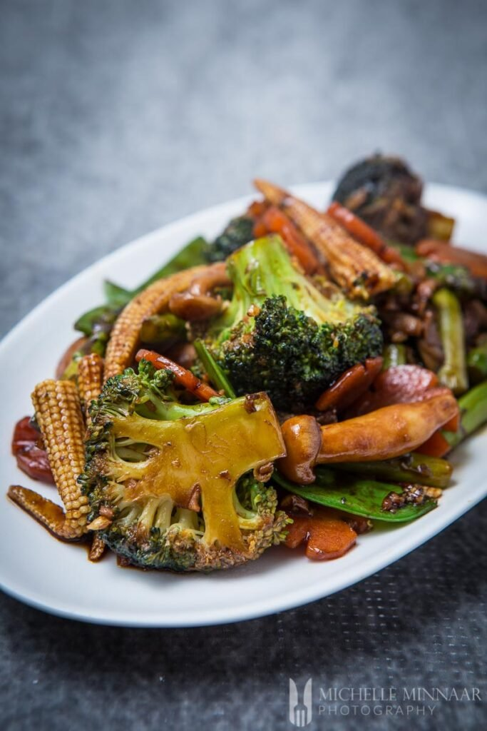 Mixed Vegetable Stifry