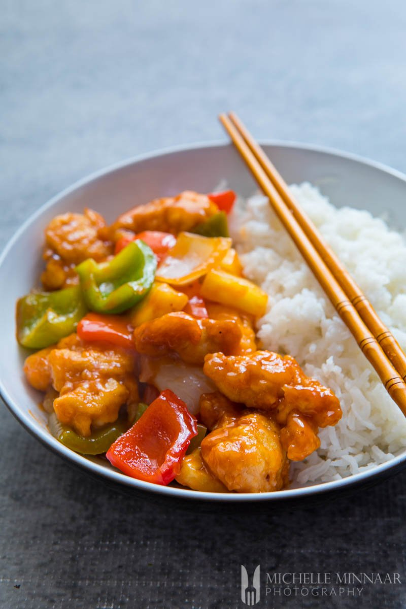 Hong Kong Style Sweet And Sour Chicken A Chinese Fakeaway Recipe