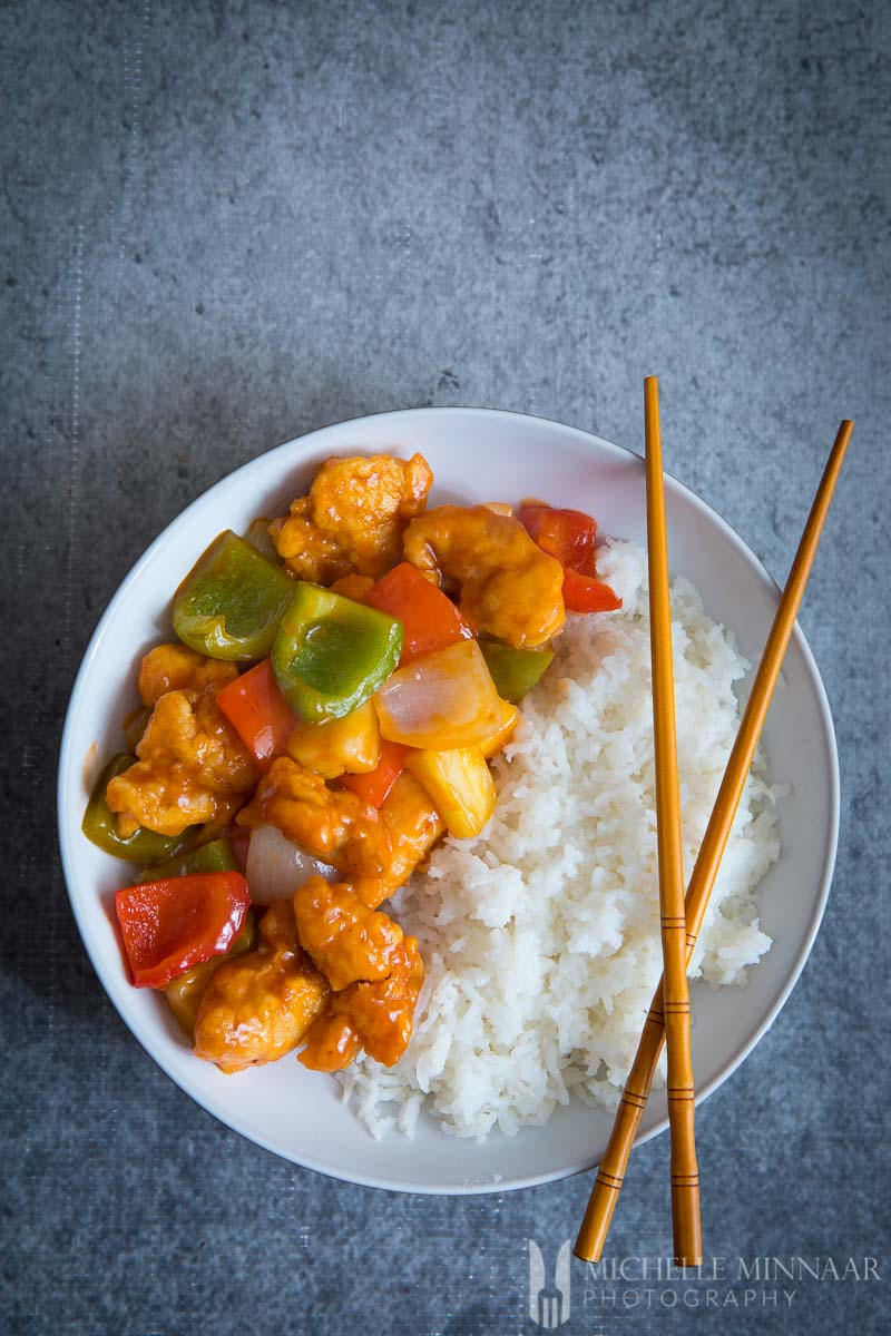 Hong Kong-Style Sweet and Sour Chicken