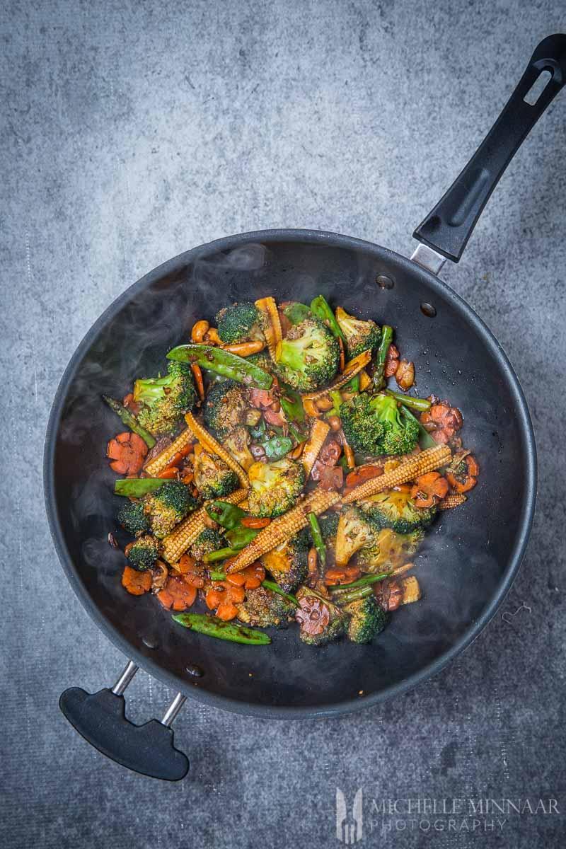 Wok Vegetables