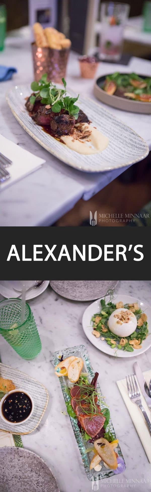 Pin Alexanders