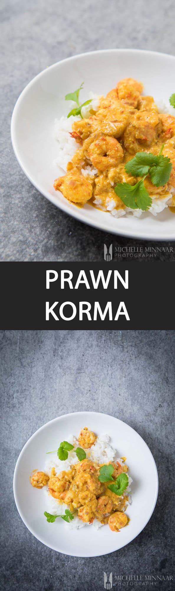Prawn Korma