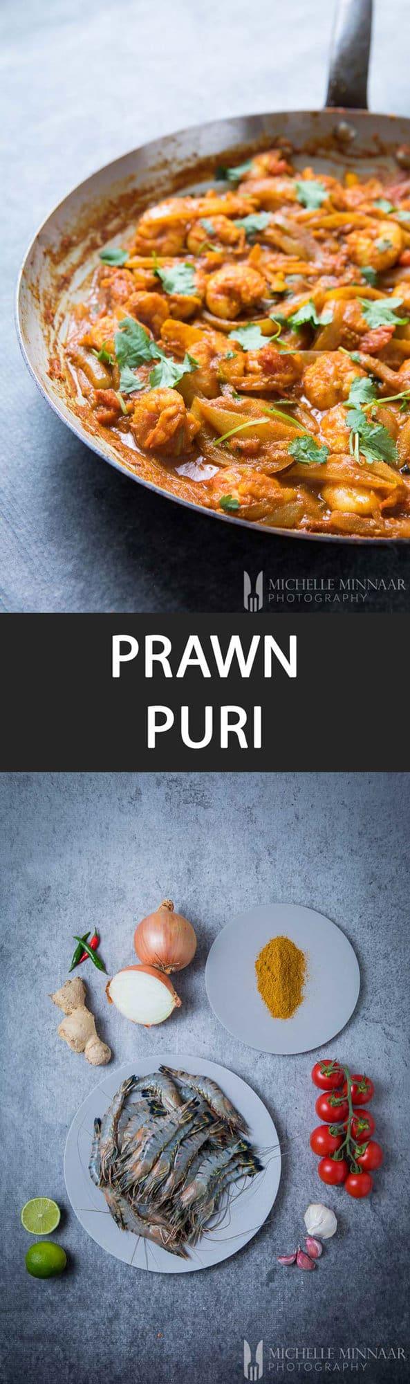Prawn Puri