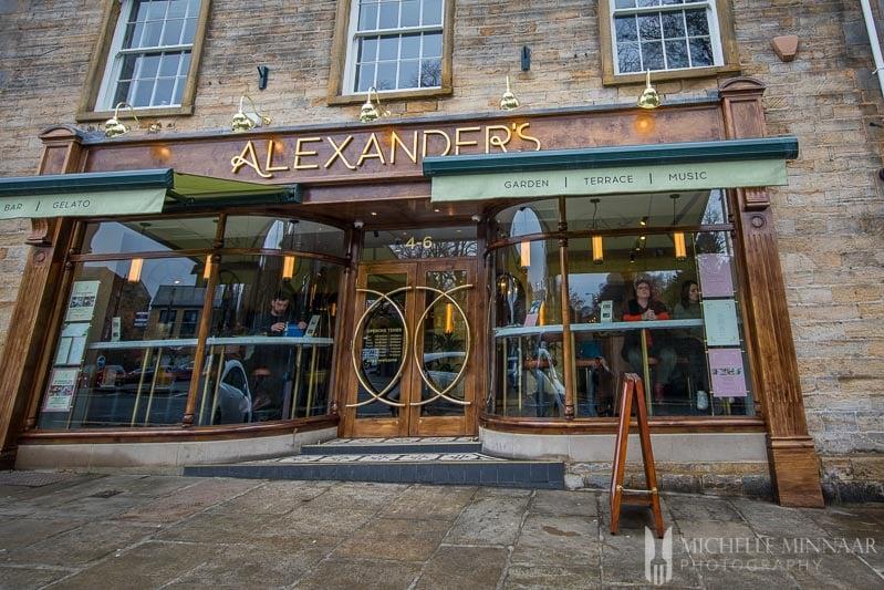 Skipton Alexanders Restaurant