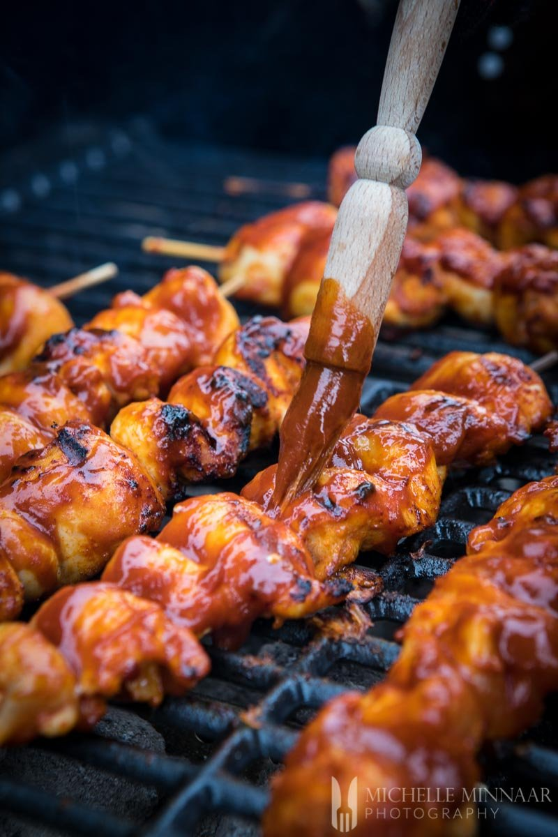 Sauce Chicken Basting Bbq