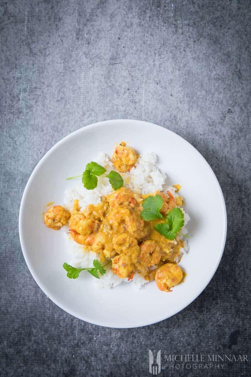 Prawn Curry Indian