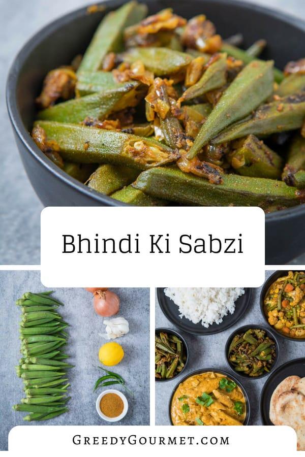 Sabzi Bhindi
