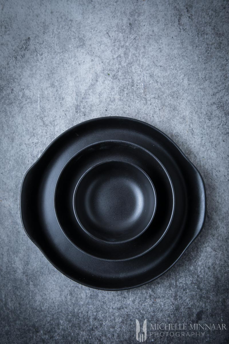 Crockery Black