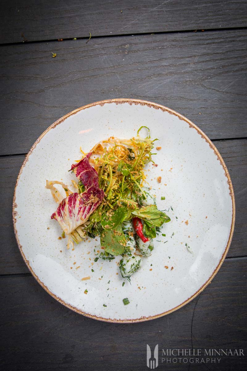 Crab Salad Thai