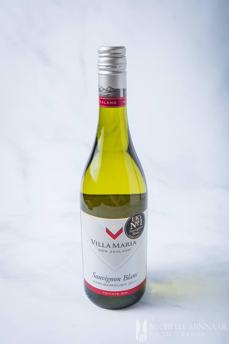 Blanc Villamaria Sauvign