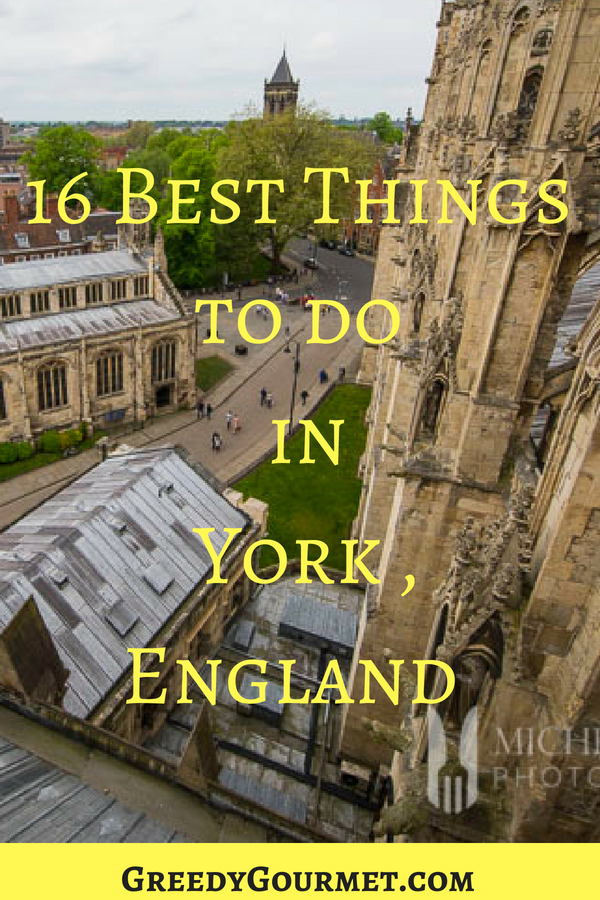 Best Things to Do in York Pin