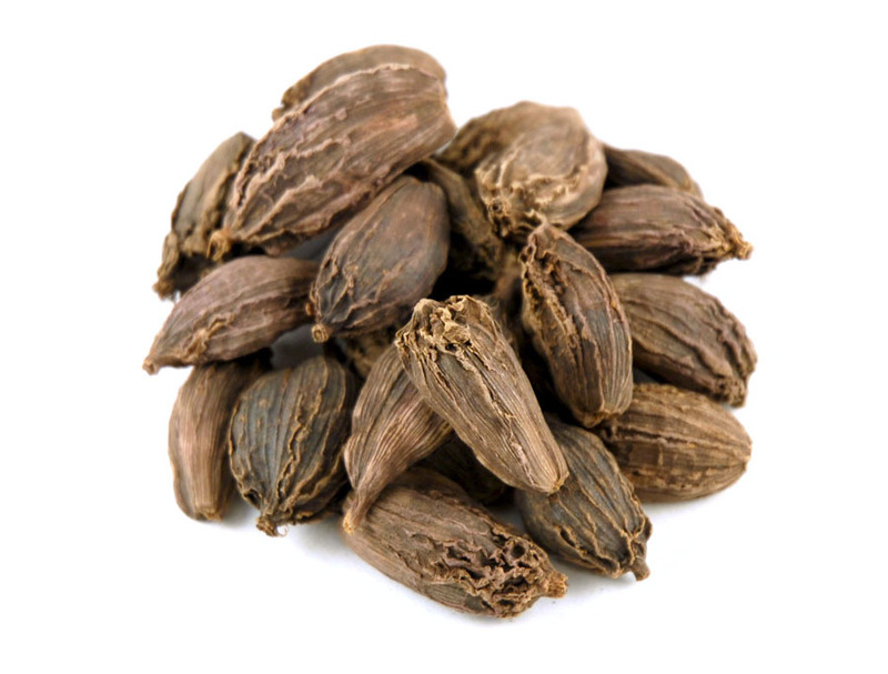 Black Cardomon - a cardamom substitutes