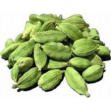 Pile of Green Cardamom