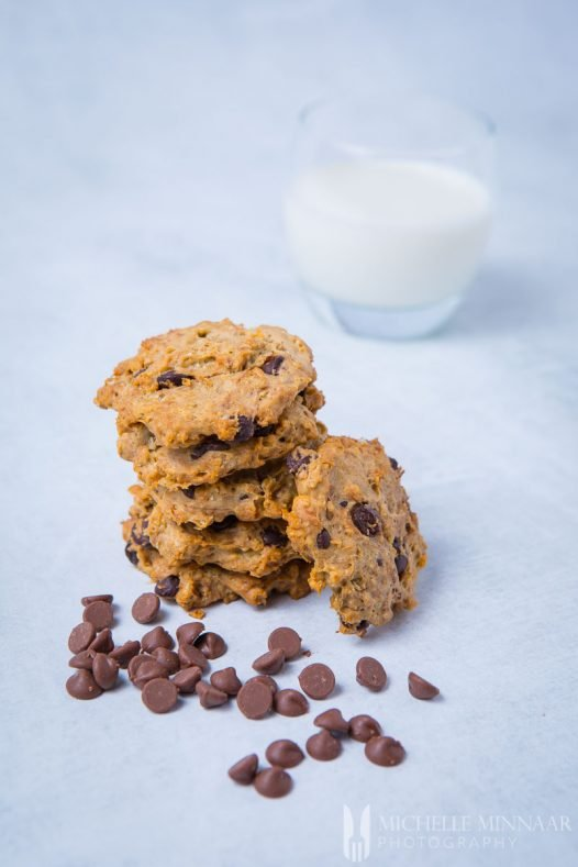 Chocolate Chip Cookies Sugar Free