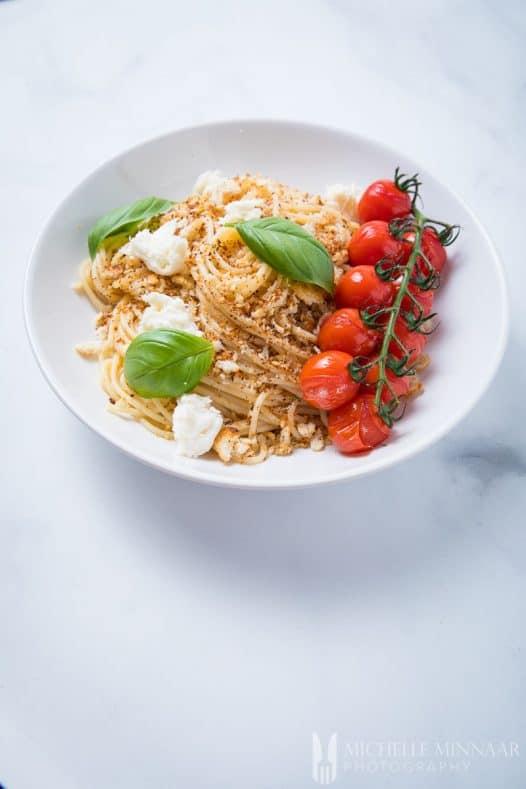Pasta Meal Vegetarian