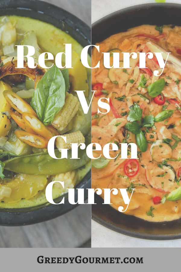 Red Curry vs Green Curry Pin
