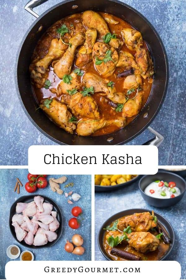 Chicken Kasha Pin