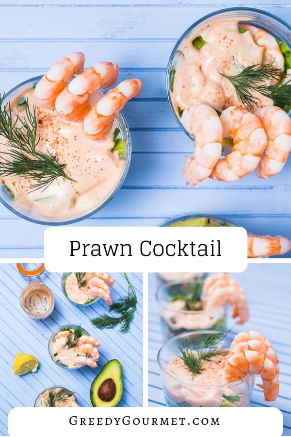 Prawn Cocktail Pin