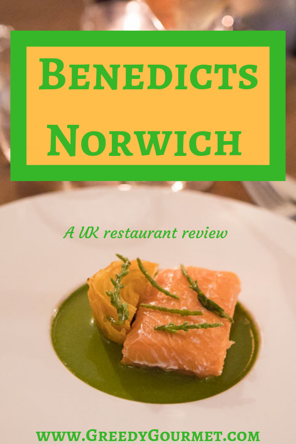 benedicts norwich pin