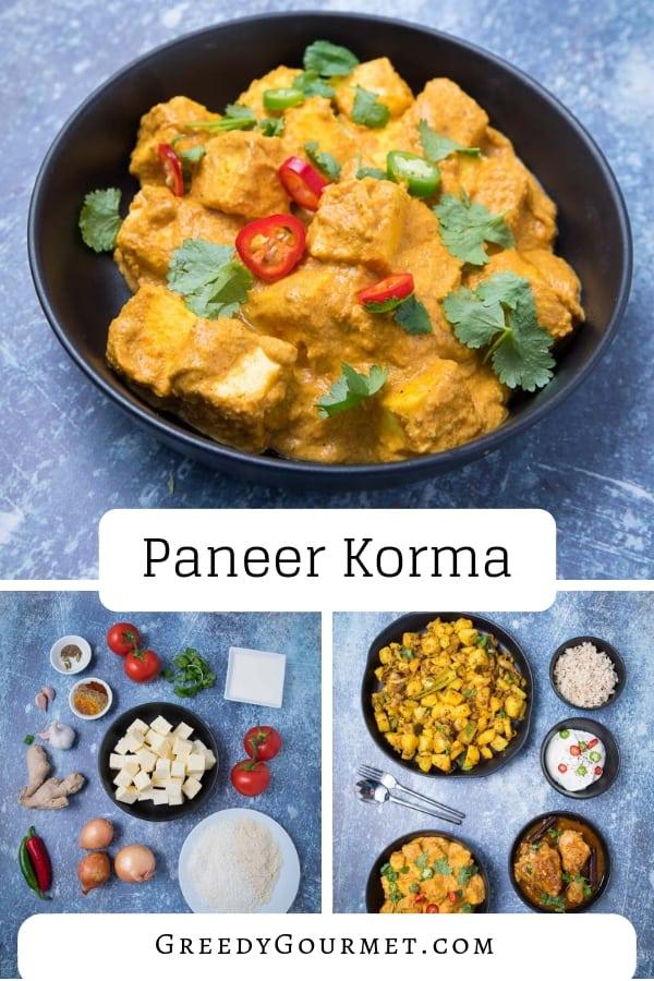 Paneer Korma
