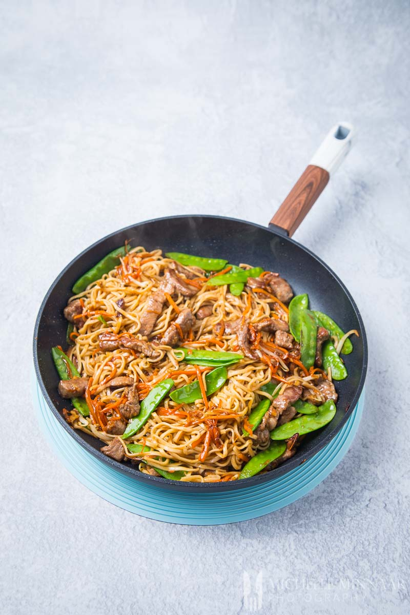 Beef Chowmein