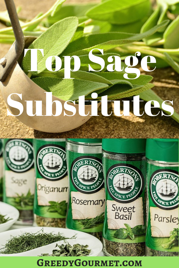 The top Sage Substitutes