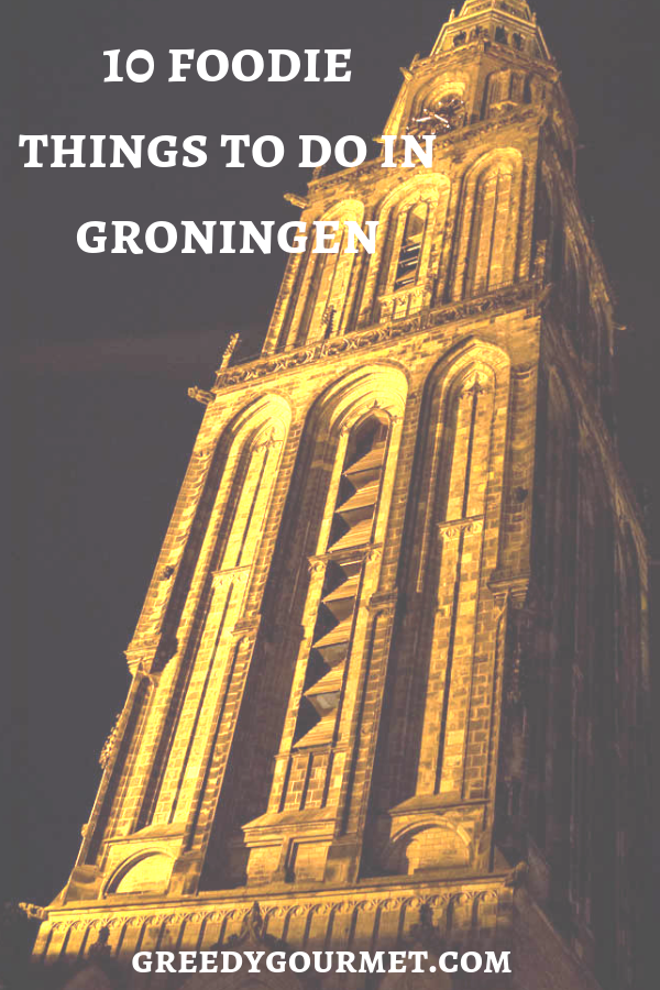 Check out these top 10 Foodie Things to do in Groningen. You'll learn exactly what you need to see in the city, as well as which traditional recipes to try.#groningen #netherlands #travel