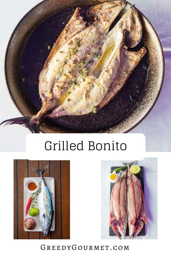 Grilled Bonito