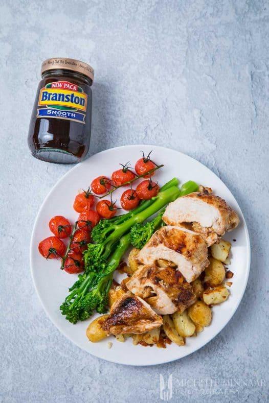 Ballotine Chicken