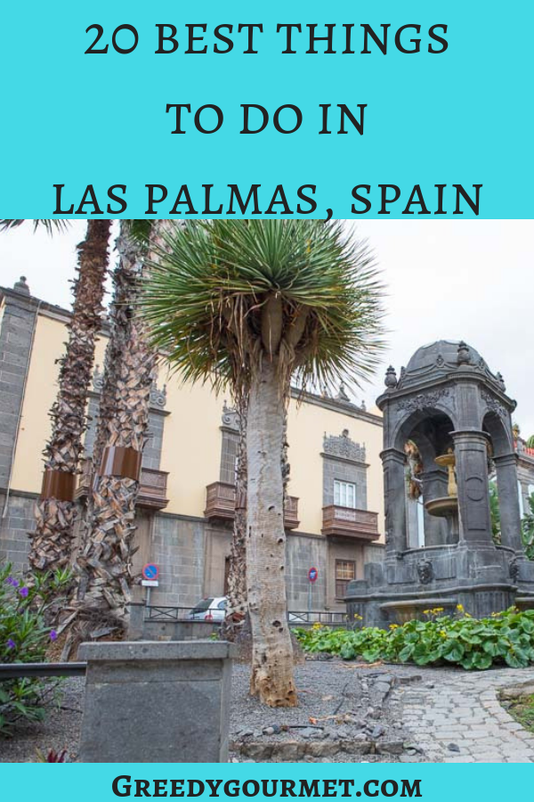 Check out these 20 Best Things To Do in Las Palmas in the Island of Gran Canaria. Discover the city's hidden landmarks, deep-dive into its history and more.