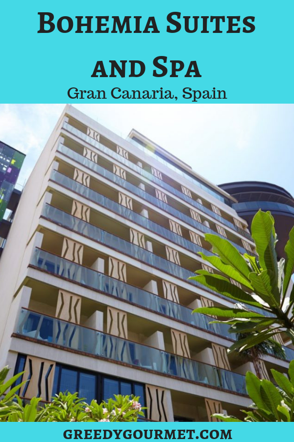 Bohemia Suites & Spa is one of the best hotels in the Island of Gran Canaria. Located on the famous Playa del Ingles, treat yourself to a bit of luxury.